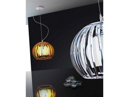 Závěsná stropní lampa Arcada M černá Azzardo AZ0363