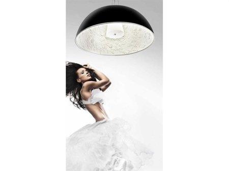 Závěsná stropní lampa Decora XL černá Azzardo AZ2156