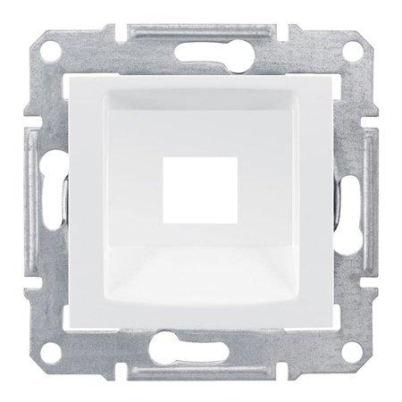 deska do 1xRJ45: RDM bílá Sedna SDN4300421 Schneider Electric